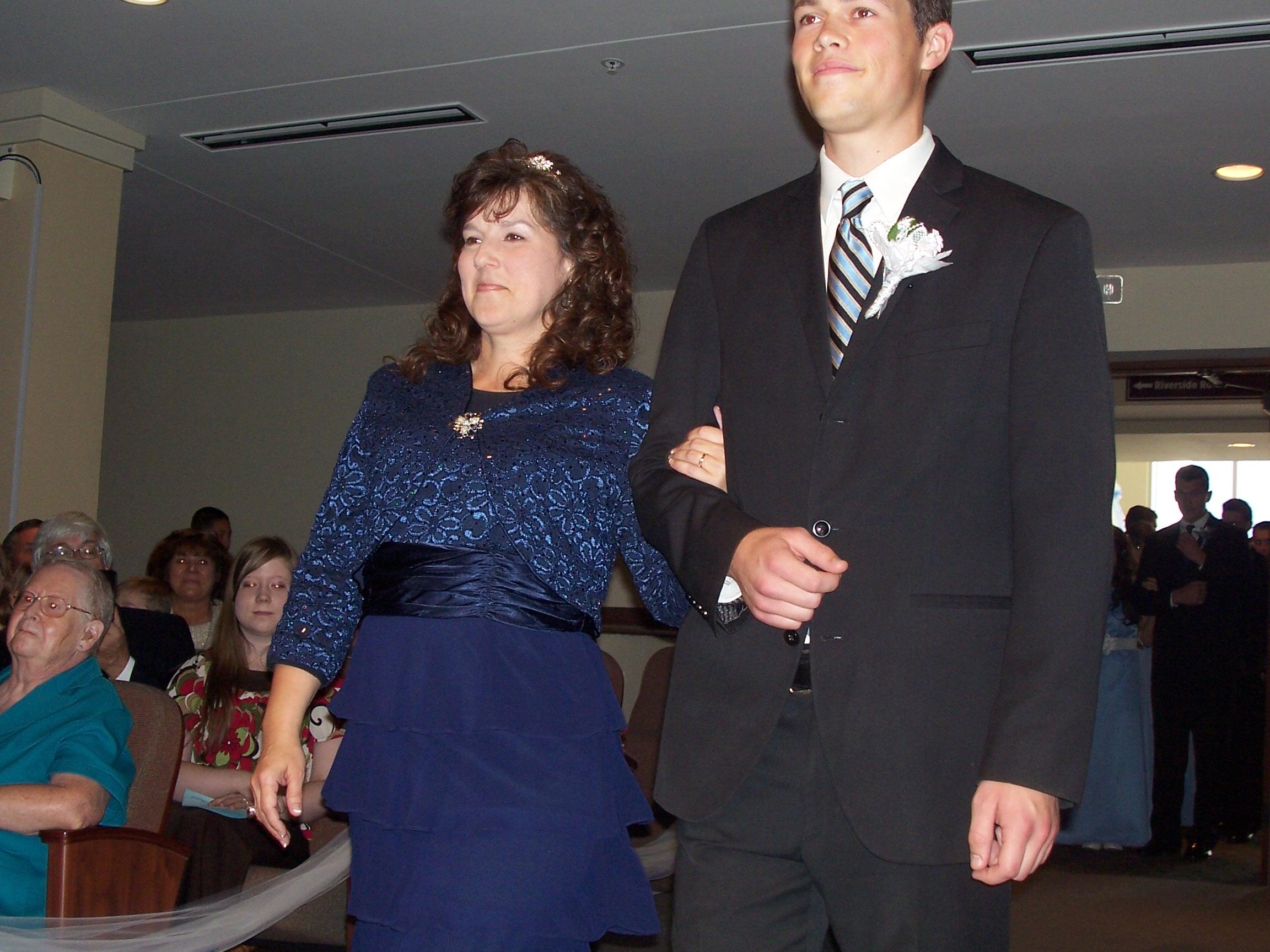 Jana Duggar and Zach Bates Wedding