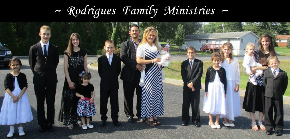 Rodrigues Family Ministries