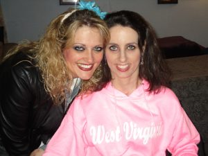 Finally, the moment I had been waiting for!!  - TO SEE MY DEAR SISTER!! ~ Amy Foster!!