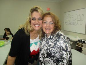 A dear friend of old - Diana Long.