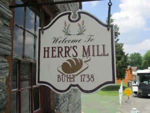 This is how old the mill was!!