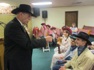 Pastor Fleck