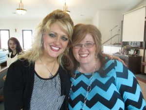 A friend I made at that church - sweet lady!!