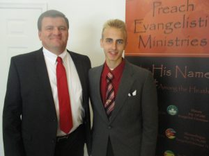 Great ministry to the Portugal speaking people.........near and dear to our hearts because David is Portuguese!!