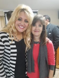 With a DEAR Friend of the Duggars - Mrs. Wilson.